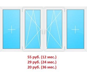 Способы установки пластиковых окон в деревянном доме